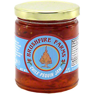 Brushfire Farms Chile Pequin Jam, 9 OZ
