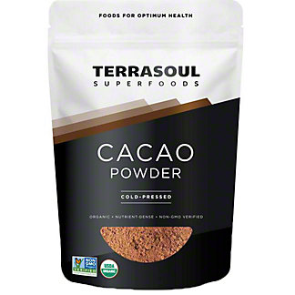 Terrasoul Cacao Powder, 16 oz