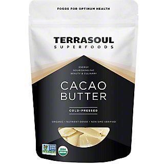 Terrasoul Cacao Butter, 16 oz