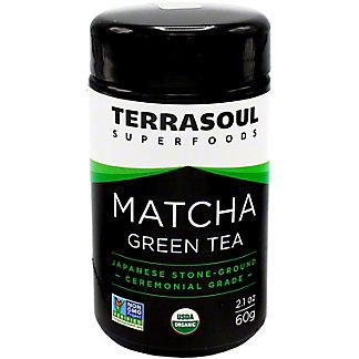 Terrasoul MatchaGreen Tea, 2.14 OZ