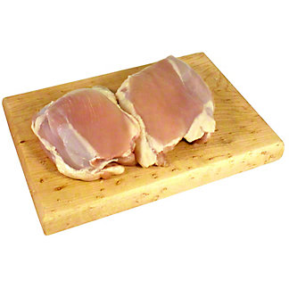 Central Market Air-chilled Organic Chicken Boneless Skinless Thighs, by lb