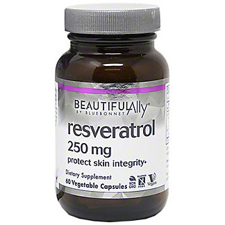 Beautiful Ally Resveratrol 250 Mg, 60 ct