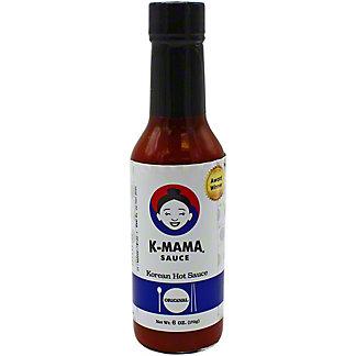 K Mama Original Korean Sauce, 6 oz
