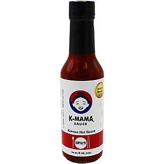 K Mama Spicy Korean Hot Sauce, 6 oz
