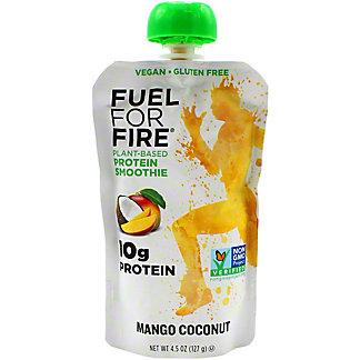 Fuel For Fire Smoothie Mango Coconut, 4.5 oz