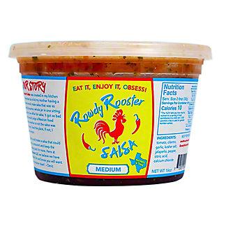 Rowdy Rooster Medium Salsa, 16 OZ