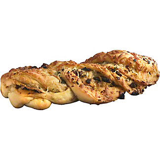 Central Market Sundried Tomato Garlic Swirl Bread, 16 OZ