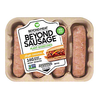 Beyond Meat Sausage Brat, Original, 14 oz