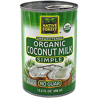 Native Forest Organic Coconut Milk , 13.5 oz