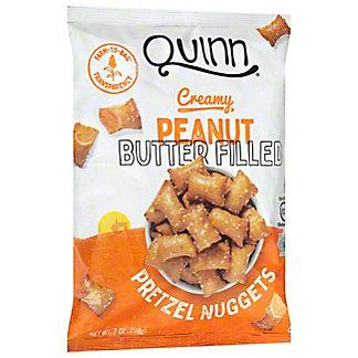 Quinn Pretzels Creamy Peanut Butter Filled, 7 oz