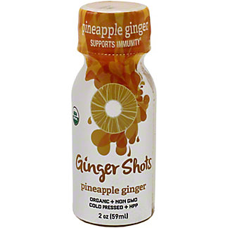 Tulua Wellness Shot Pineapple Ginger, 2 OZ