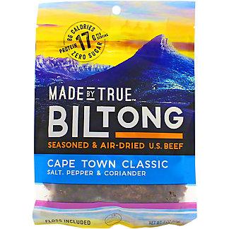 True Jerky Biltong Cape Town Classic, 2 OZ