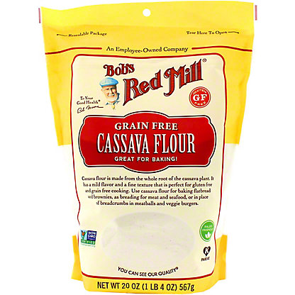 Bob's Red Mill Casava Flour, 20 oz