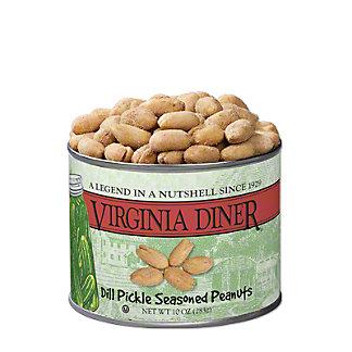 Virginia Diner Dill Pickle Peanuts, 10 oz