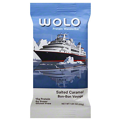 Wolo Wonder Salted Caramel, 1.94 oz