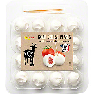 Fromacoeur Goat Pearls Tomato Fromacoeur, 2.65 oz