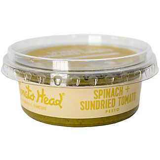 Tomato Head Spinach Sundried Tomato Pesto, 8 OZ