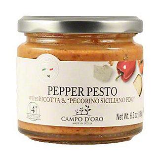 CAMPO D ORO PEPPER PESTO