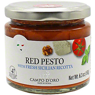 Campo D Oro Campo D Oro Red Pesto, 6.3 oz