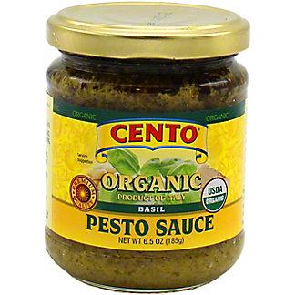 Cento Organic Basil Pesto, 6.5 oz