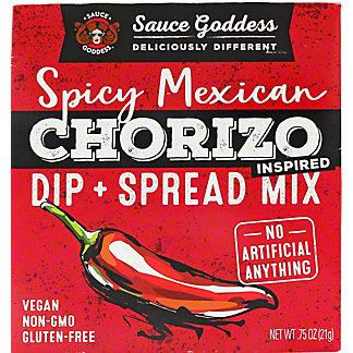 Sauce Goddess Spicy Mexican Spread Dip Mix, .75 oz