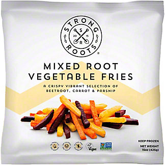Strong Roots Strong Roots Fries Mixed Root Veggies, 15 oz