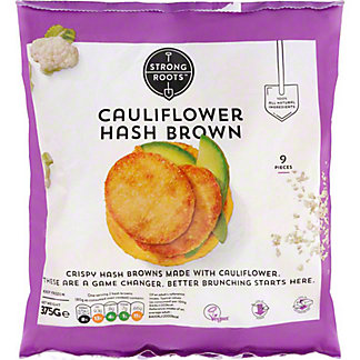 Strong Roots Strong Roots Cauliflower Hash Browns, 13.30 oz