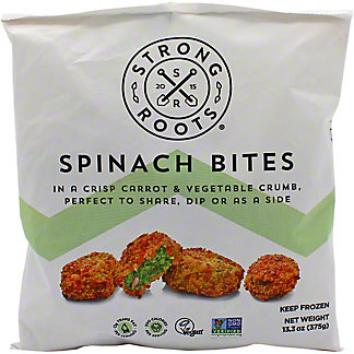 Strong Roots Strong Roots Spinach Bites, 13.3 oz