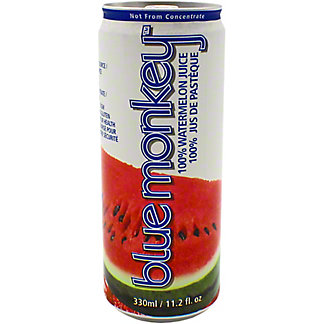Blue Monkey 100% Watermelon Juice, 11.2 oz