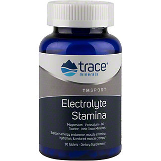 Trace Minerals Electrolyte Tablets, 90 ct