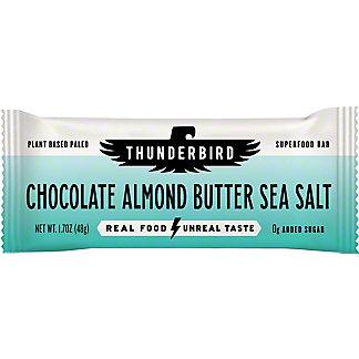 Thunderbird Chocolate Almond Sea Salt Bar, 1.7 oz