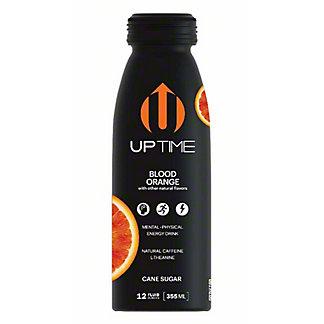 UPTIME Blood Orange Energy Drink, 12 oz