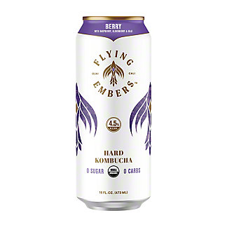 Flying Embers Ancient Berry, 16 oz