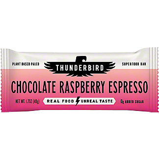 Thunderbird Chocolate Raspberry Espresso, 1.7 oz