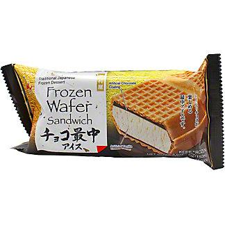 Imuraya Ice Cream Sandwich Chocolate, 5.07 oz