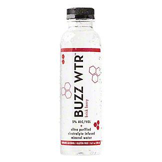 Buzz WTR Brisk Berry, 16.9 oz