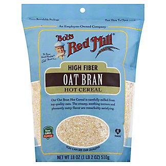 Bobs Red Mill Oat Bran, 18 oz