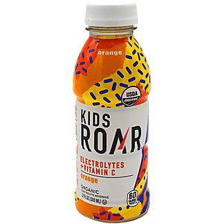 Roar Kids OrangeOrganicElectrolyte Beverage, 12 oz