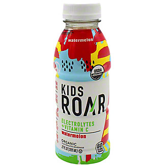Roar Kids Watermelon Organic Electrolyte Beverage, 12 oz