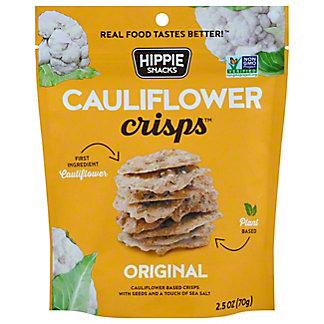 Hippie Snacks Hippie Chips Sea Salt Cauliflower Crisps, 2 oz
