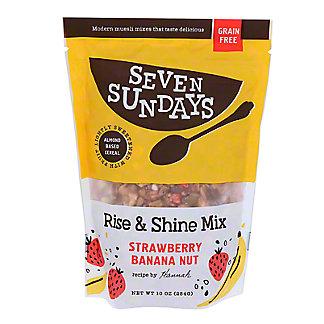 Seven Sundays Seven Sundays Banana Berry Chia Muesli, 10 oz