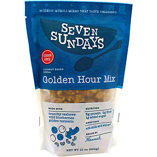 Seven Sundays Seven Sundays Golden Hour Mix Muesli, 10 oz