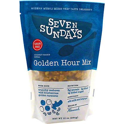 Seven Sundays Seven Sundays Golden Hour Mix Muesli, 10 oz