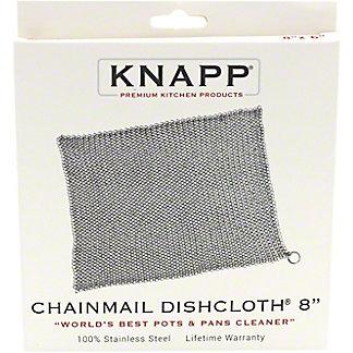 "Knapp 8"" Chainmail Dishcloth, ea"