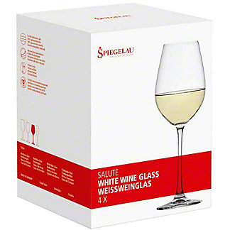 Spiegelau Salute White Wine , Set Of 4