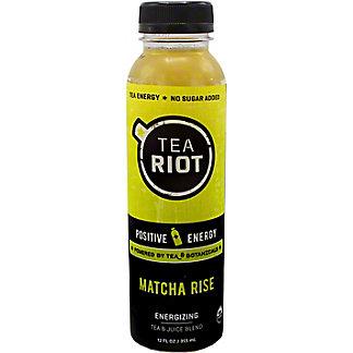 Tea Riot Matcha Rise, 12 oz