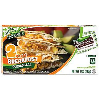Green Chile Food Company Breakfast Quesadilla, 14 oz