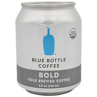 Blue Bottle Organic Bold Cold Brewed Coffee , 8 fl oz