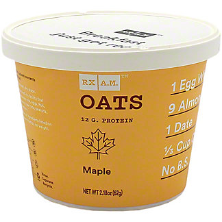Rxbar Oats Maple, 2.18 oz