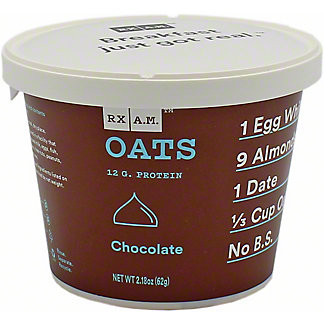 Rxbar Oats Chocolate , 2.18 oz